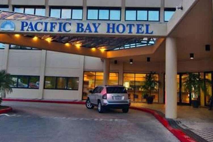 パシフィック ベイ ホテル