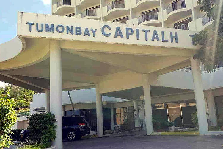 Guam Tumon Bay Capital Hotel